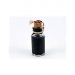 Tinta ferrogálica pequeña