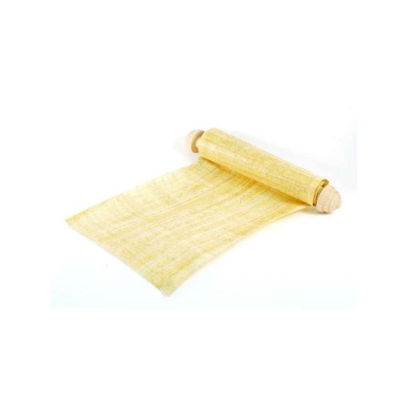 Rollo de papiro 90 x 20 cm