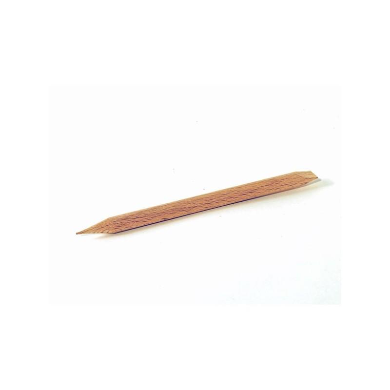 Pluma de madera