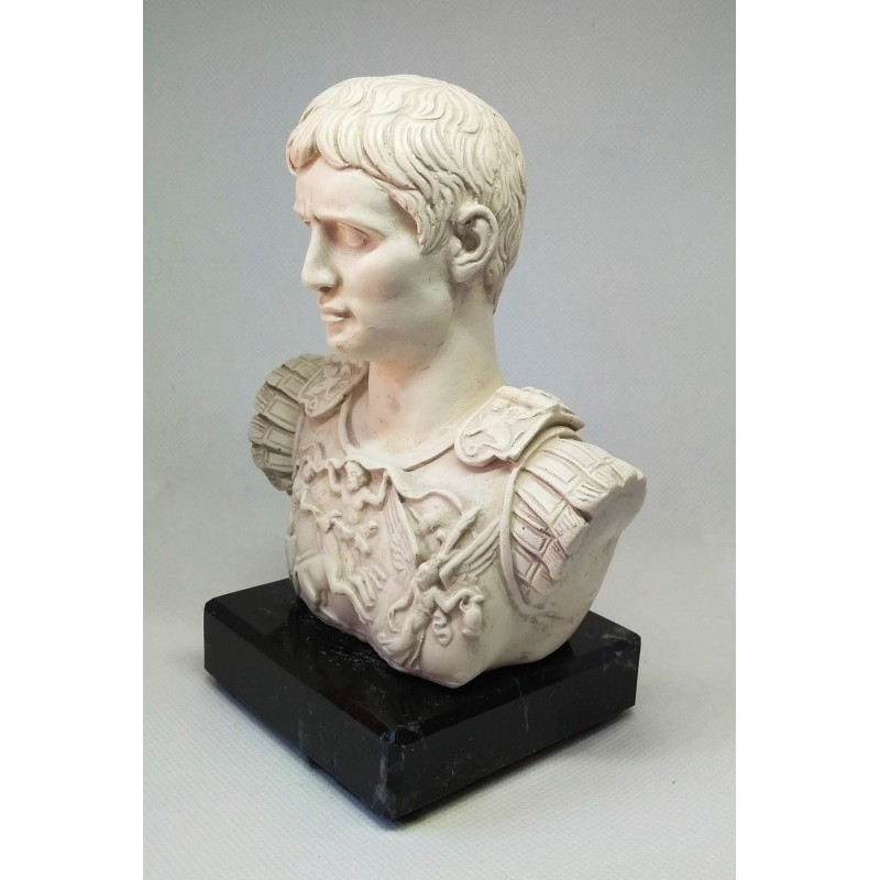 Busto del Emperado Augusto