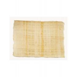 Hoja de Papiro 20x30 Bordes naturales